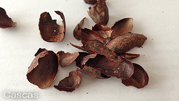 Roasted Cocoa Shells - 150 g