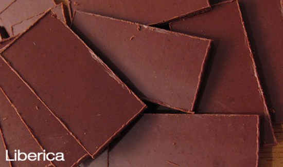 Chocolate 70% with Liberica coffee